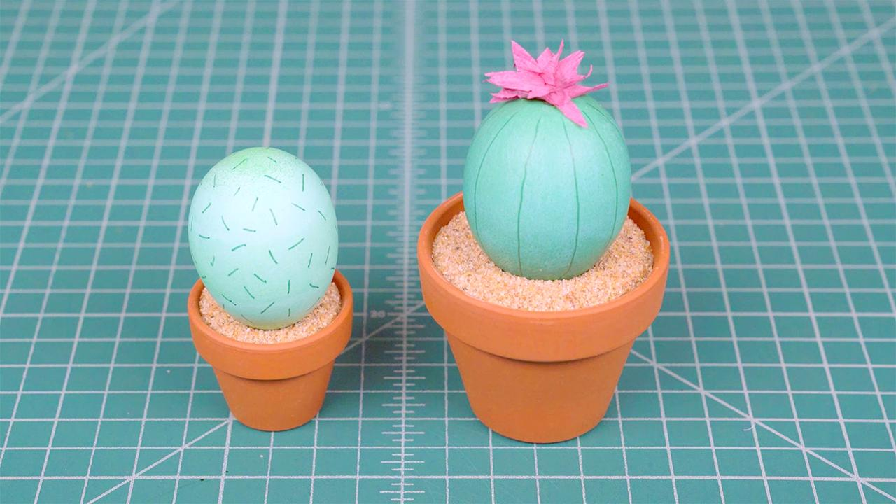 How To Make The Most Adorable Easter Egg You've Ever Seen