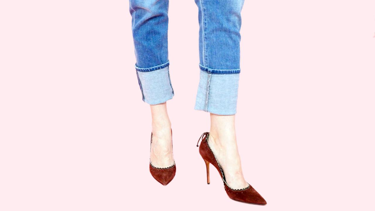 RELATED: How to Cuff Jeans