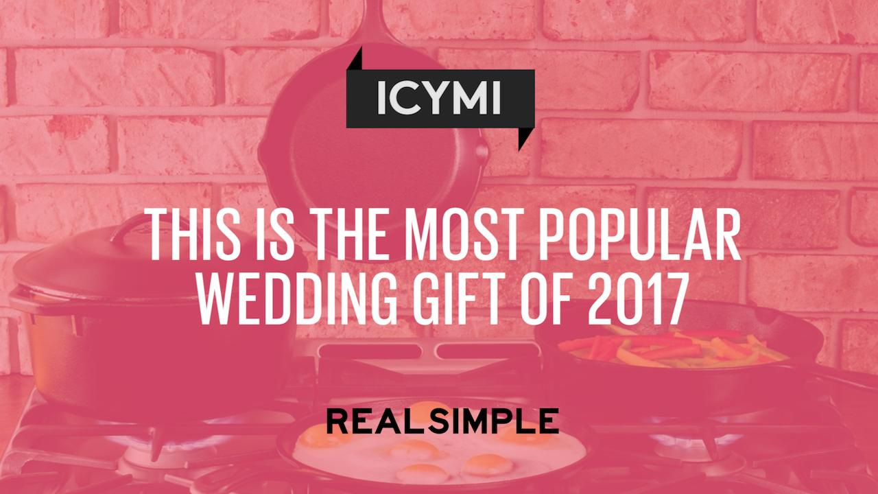 Pictures Gallery Of Most Common Wedding Gifts