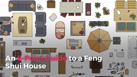 An 8-Point Guide to a Feng Shui House