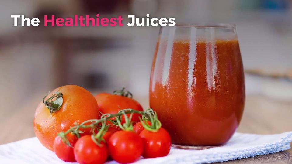 The Healthiest Juices | Real Simple