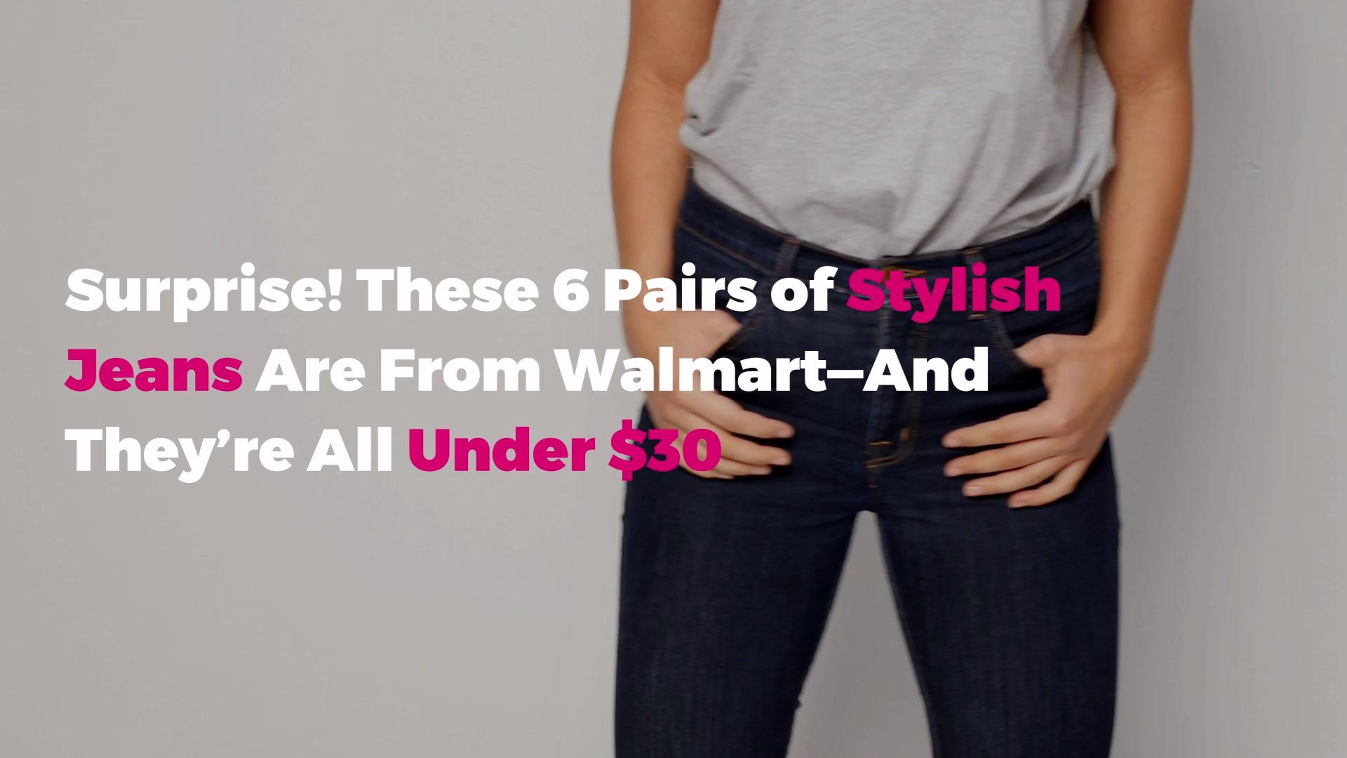 c10c8d511c Best Walmart Jeans From Sofía Vergara and Ellen Degeneres | Real Simple