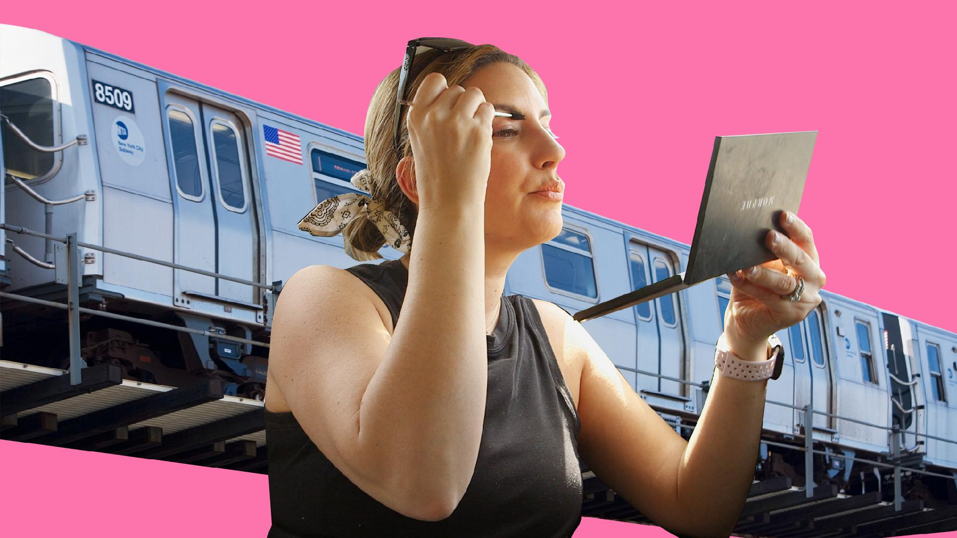 My Commute Is 5 Hours Long—Here's How I Make Time for My Beauty