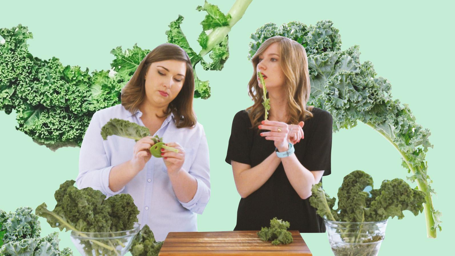 Does Your Kitchen Need a Kale or Herb Stripper? We Tested One to Find
