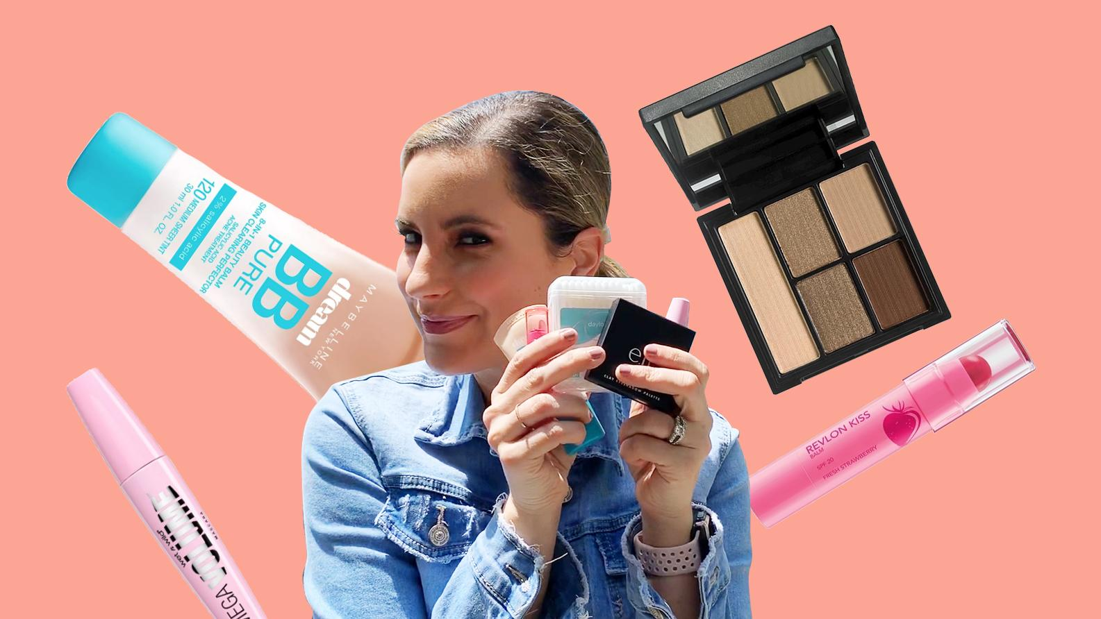 Best Drugstore Makeup: Here's What We Bought for $30 (Video