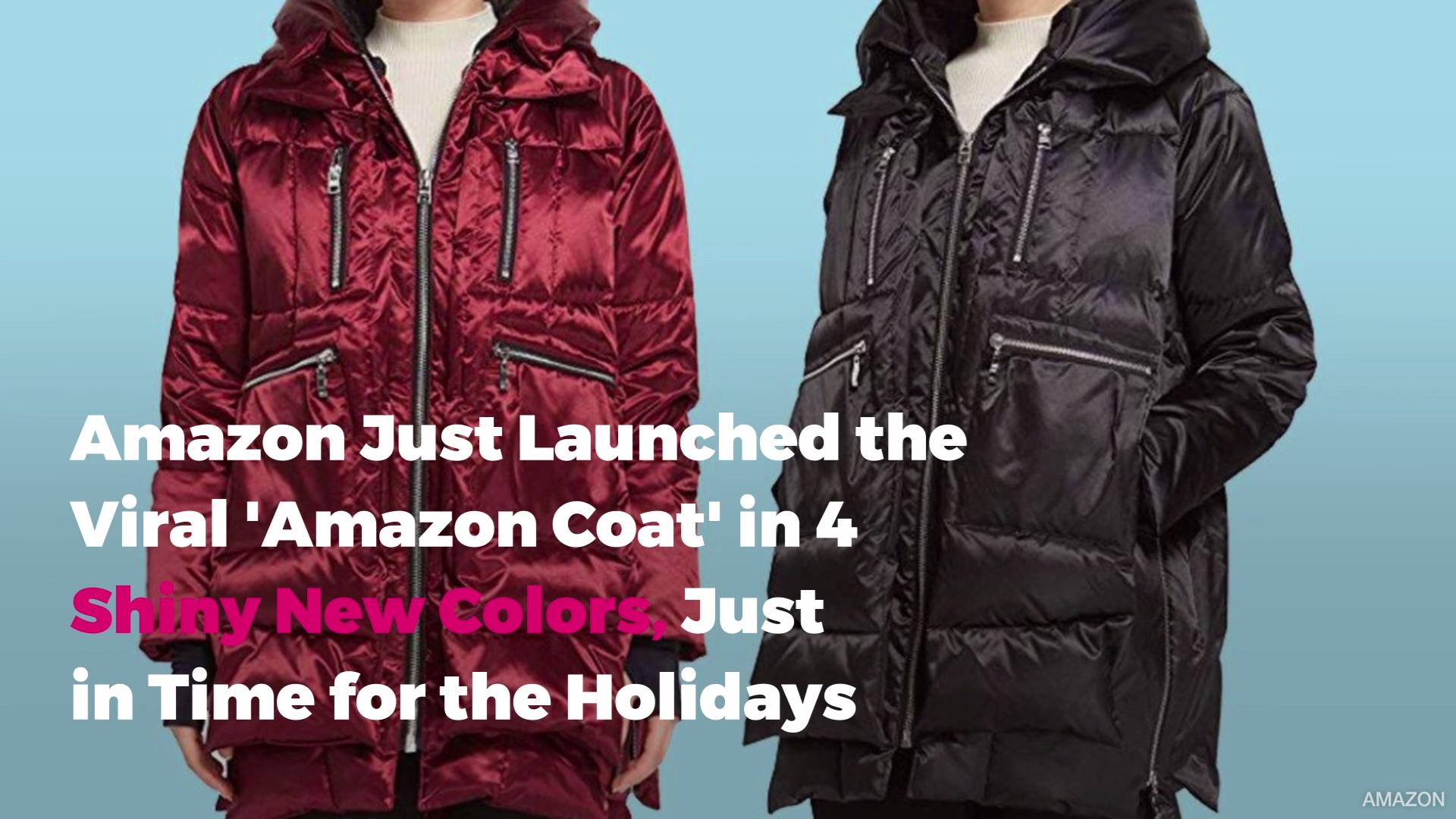 Last Minute Gift Amazon S Viral Orolay Down Jacket Real Simple