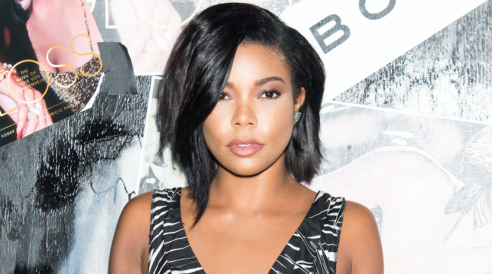Admirable Gabrielle Union Teams Up With New York And Company Essence Com Hairstyles For Women Draintrainus