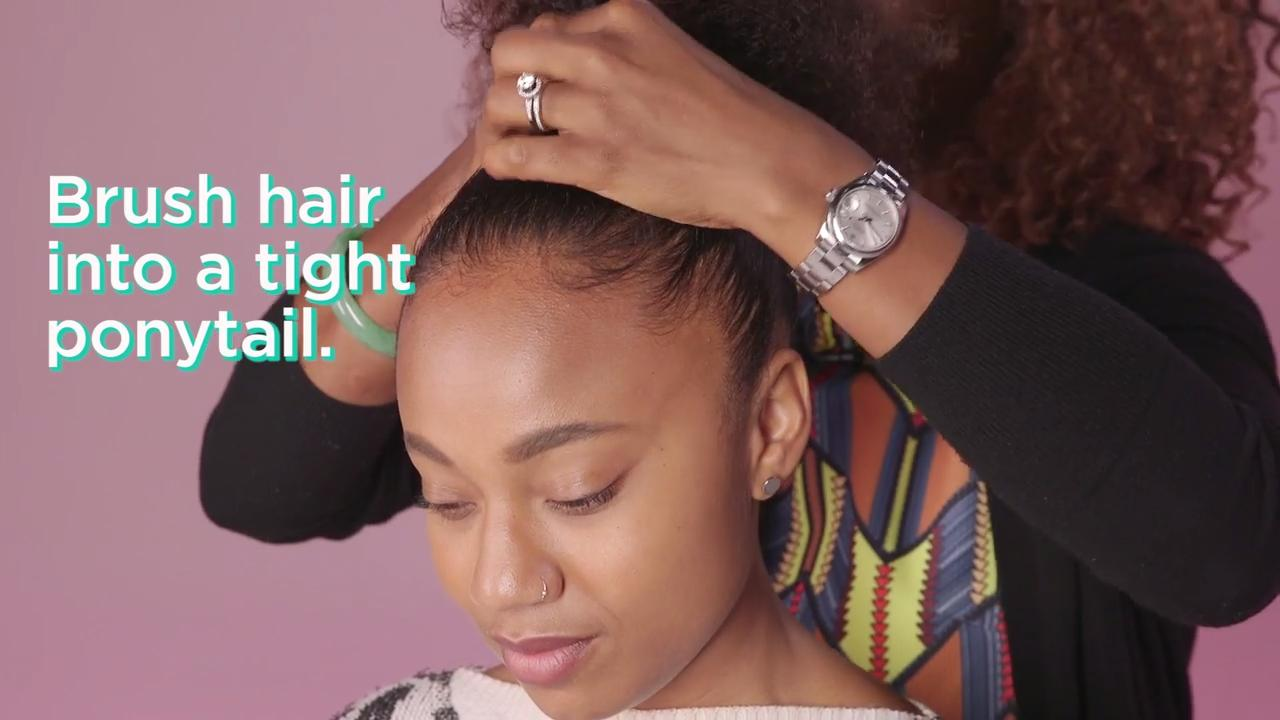 How To Loosen Tight Braids Essence