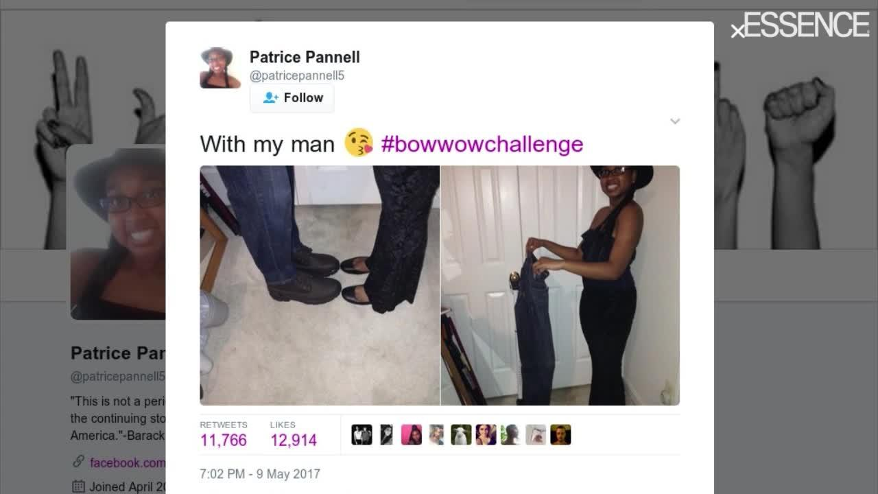 The Internet Is Being Hilariously Petty With The Bowwowchallenge
