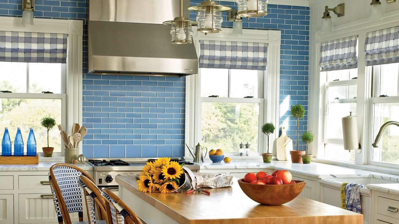 Beautiful Kitchen Backsplash Ideas - Coastal Living