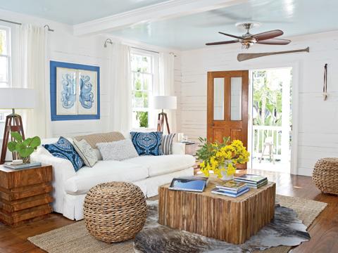 Key West Cottage Tour Coastal Living