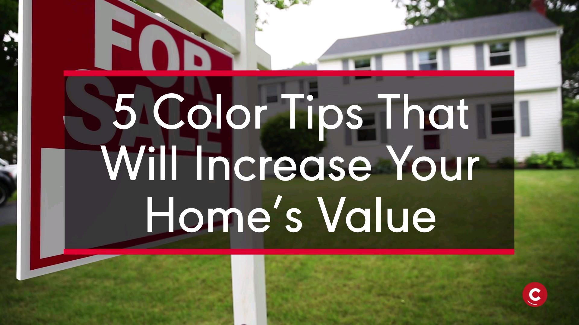 5 Paint Color Secrets Your Realtor Wishes You Knew