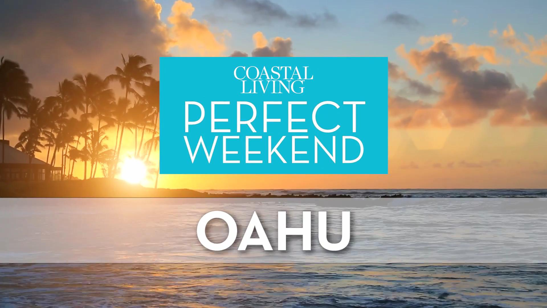 Exactly Where To Stay, Eat, Drink, and Play If You Have Just One Weekend on Oahu
