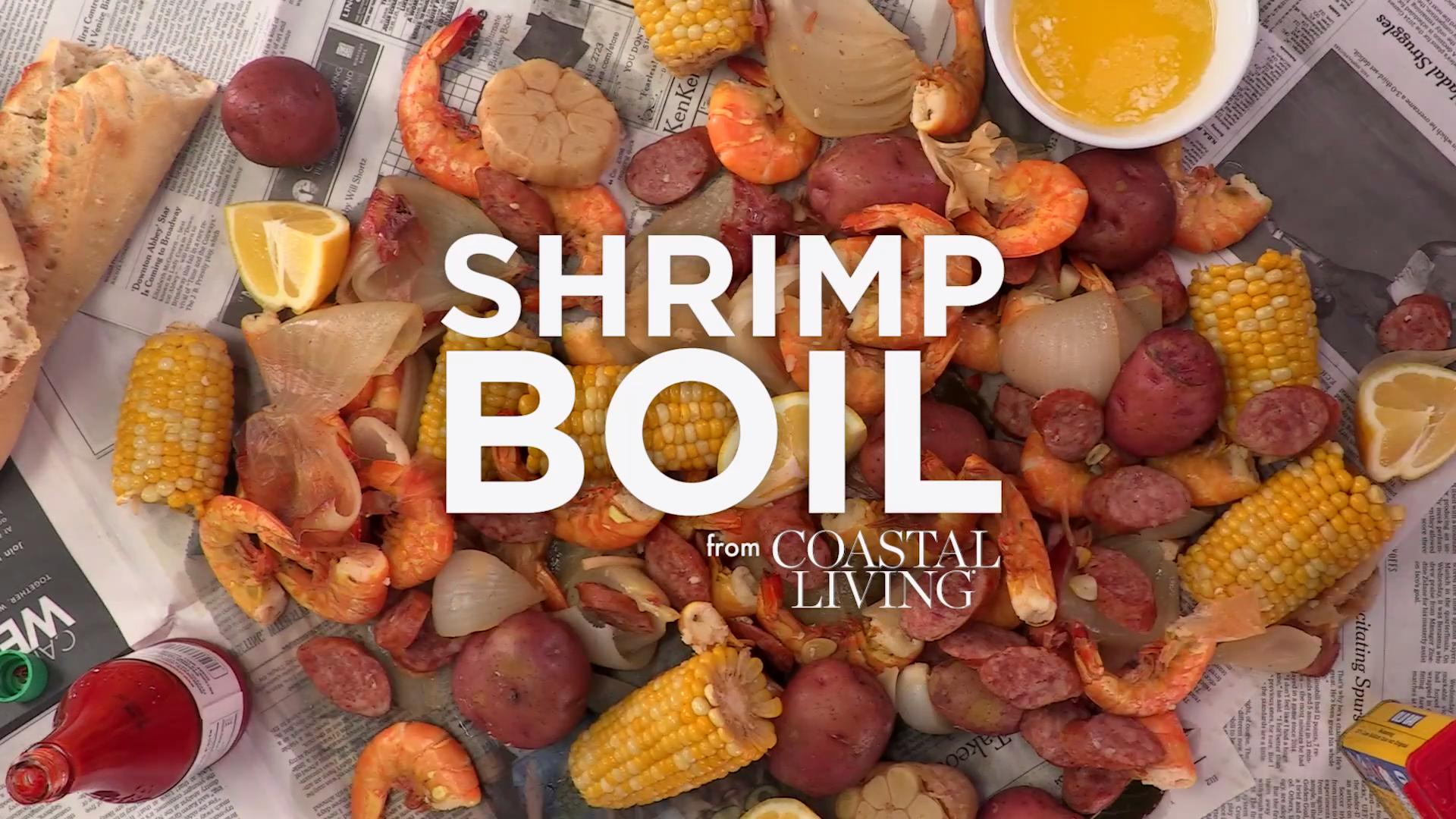 This Is the Secret to the Best Shrimp Boil Ever